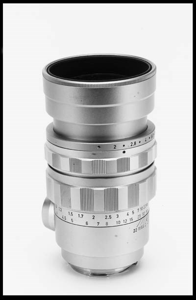 Summicron f/2 90mm. no. 181854