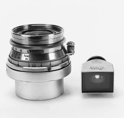 Super-Angulon 21mm. f/4 no. 17