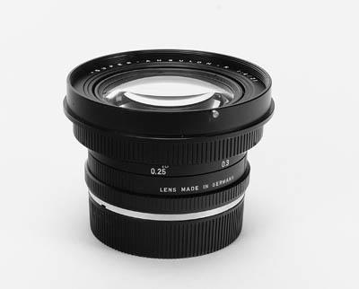 Super-Angulon-R 21mm. f/4 no.