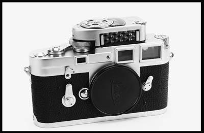 Leica M3 no. 923660
