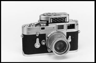 Leica M3 no. 974535