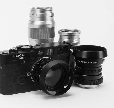 Leica M6 no. 1688681