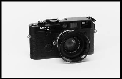 Leica M6 no. 1702605