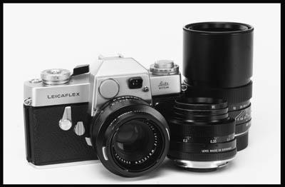 Leicaflex no. 1166768
