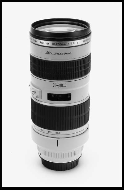 Canon Ultrasonic EF 70-200mm.