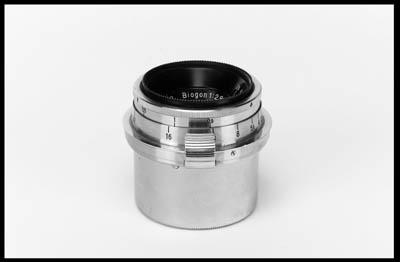 Biogon T f/2.8 3.5cm. no. 3317