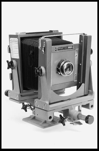 Specialist 3 monorail camera n