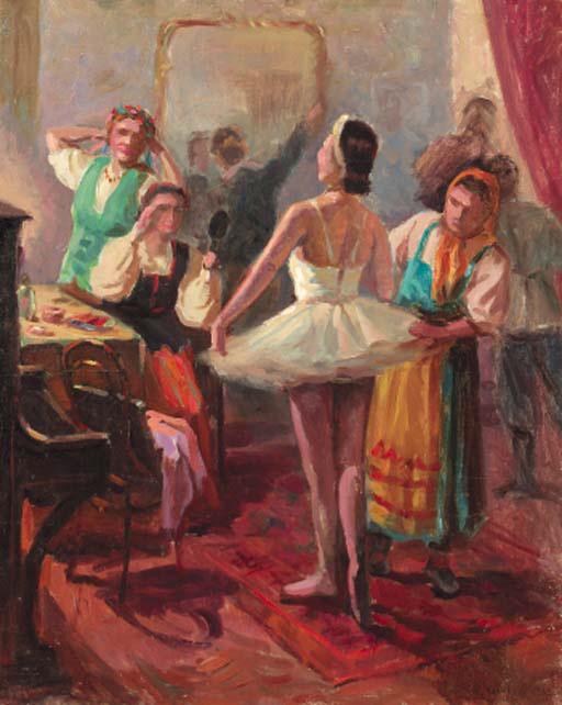 Nickolai Pavlovich Kalmykov (1