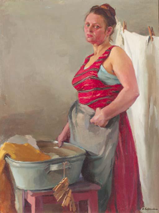 Varditer Karapetyan (b.1927)