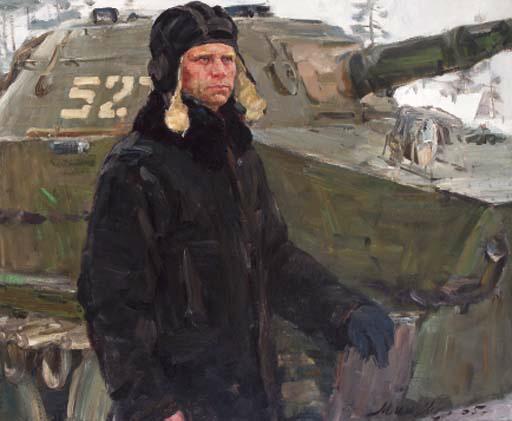 Fyodor Mischenko (b.1918)