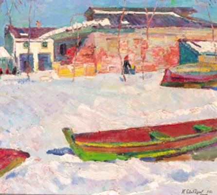 Nickolai Ivanovich Yeltyshev (