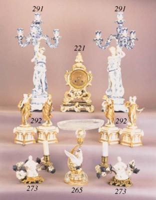 A Paris (Honor) clock case and