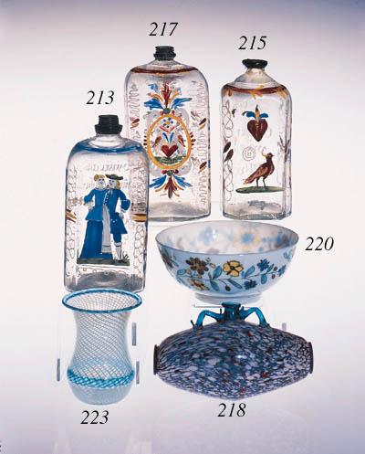 A Central European Milchglas b