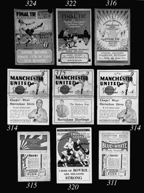 Manchester United v. Bradford