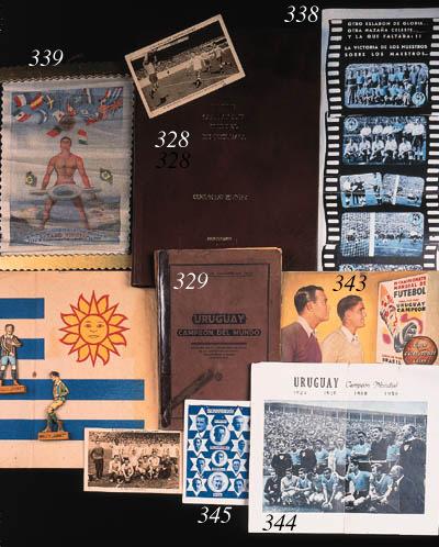 World Cup 1930: A bound volume