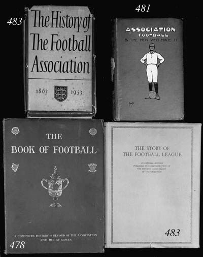The Book Of Football, 1906, a