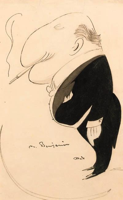 Sir Max Beerbohm (1872-1956)