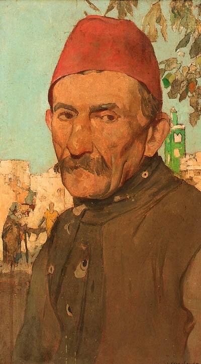 James Kerr-Lawson (1857-1936)
