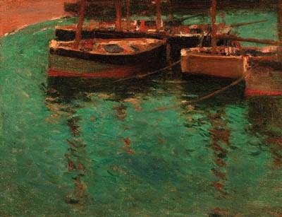 Julius Olsson, R.A (1864-1942)
