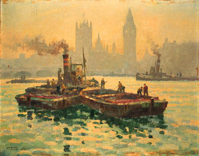 George Ayling (1887-1960)