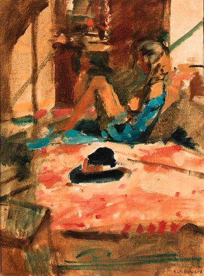 Ken Howard, R.A. (b.1932)