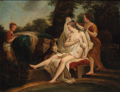 Manner of Francois Boucher