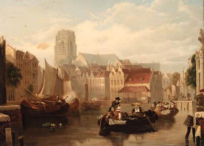 Dutch School, early 19th Centu