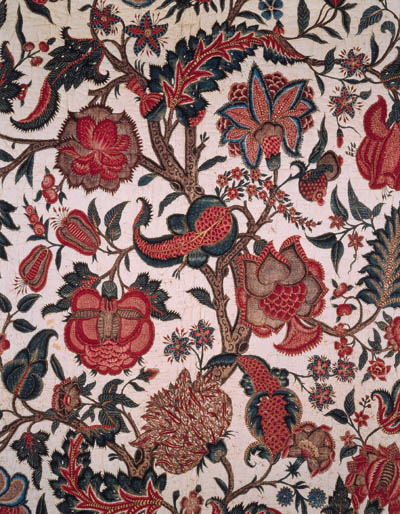 An important chintz palampore