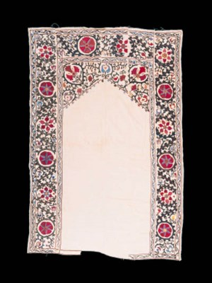 A prayer arch susani,