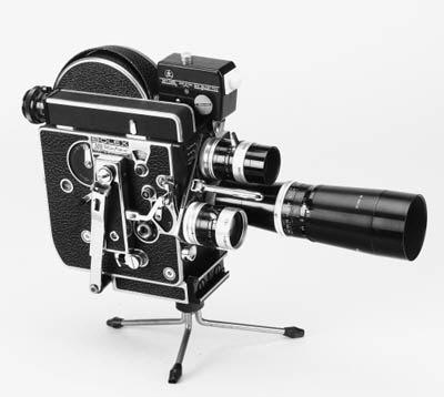 Bolex H8 Reflex no. 198695