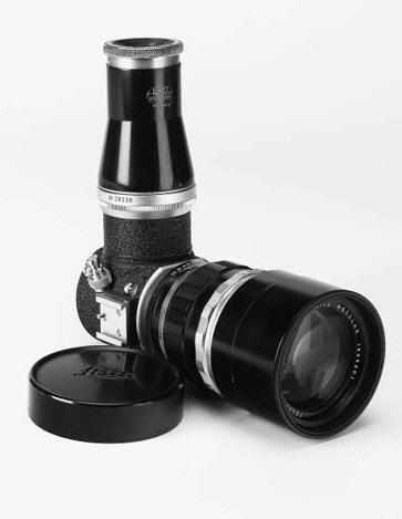 Telyt f/4 200mm. no. 1888601