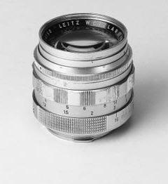 Summilux f/1.4 50mm. no. 19467