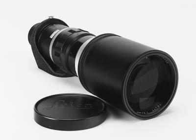 Telyt f/5 400mm. no. 1876405