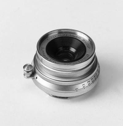 Summaron 3.5cm. f/3.5 no. 1259