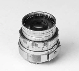 Summicron f/2 50mm. no. 181329