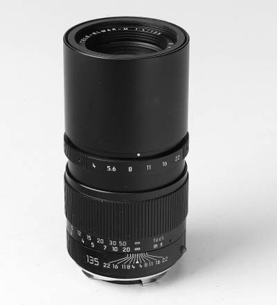 Tele-Elmar-M f/4 135mm. no. 35