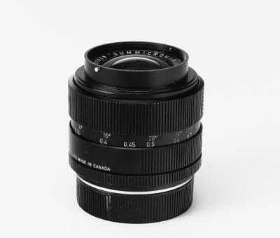 Summicron 35mm. f/2 no. 273165