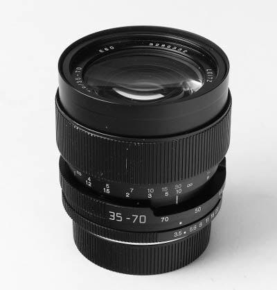 Vario-Elmar-R f/3.5 35-70mm. n