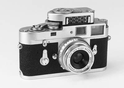 Leica M2 no. 1019175