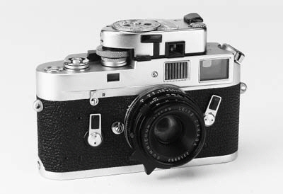 Leica M4 no. 1208050