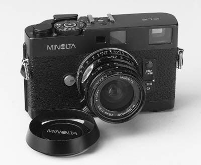 Minolta CLE no. 1031658