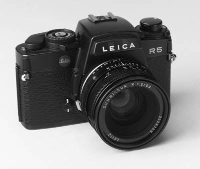 Leica R5 no. 1735001