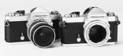 Nikkormat cameras