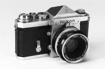 Nikon F no. 6419062
