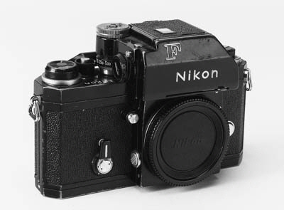 Nikon F no. 7372398