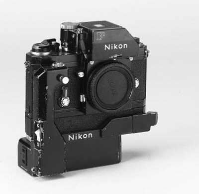 Nikon F Photomic FTN no. 73634