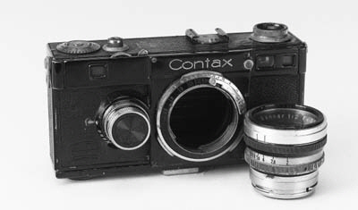 Contax I camera