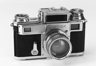 Contax III no. E38834