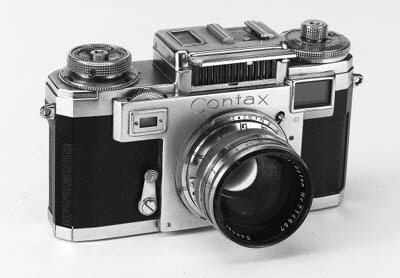 Contax IIIa outfit