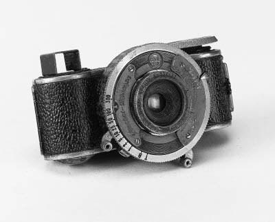 Mini Fex camera